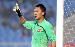 Dương Hồng Sơn: 'Thủ môn càng sợ càng dễ mắc sai lầm'