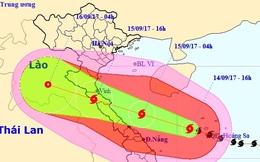 Thủ tướng Chính phủ chỉ đạo khẩn cấp ứng phó bão số 10