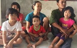 Mẹ và con trai 4 tuổi chết đuối ở ao nhà, cả gia đình ngặt nghèo với 4 đứa trẻ