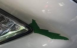 """Khách hàng đòi trả xe ô tô vì nghi ngờ bị """"mua nhầm xe taxi"""""""