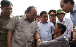 TRỰC TIẾP: Thủ tướng đang ở Hà Tĩnh chỉ đạo khắc phục hậu quả bão
