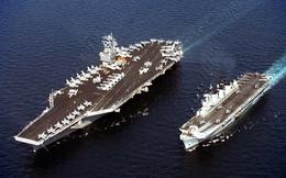 Mỹ sẽ đưa tàu sân bay tới Bán đảo Triều Tiên vào tháng tới