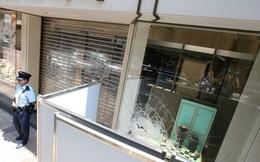Hồng Kông: Cướp thần tốc 3,2 triệu USD trang sức trong 10 giây