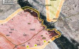 """'Hổ Syria"""" nghiền nát IS, ồ ạt đánh chiếm 4 cứ địa tại Deir Ezzor"""