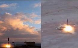 Iran thử thành công tên lửa đạn đạo mới