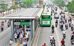 """Hà Nội """"vỡ"""" kế hoạch triển khai tuyến buýt nhanh BRT thứ 2?"""