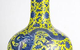 Choáng bình hoa gốm cổ được đại gia trả giá hơn 117 tỷ đồng