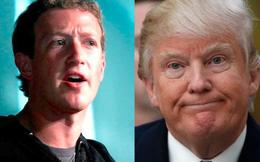 Bị ông Donald Trump mắng mỏ, Facebook đáp trả thẳng thừng