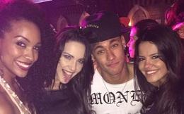 """""""Tay chơi"""" Neymar trở thành ông chủ hộp đêm"""