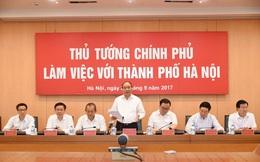 Thủ tướng: Tìm những câu, những ý 'đắt nhất' khuyến nghị cho Hà Nội