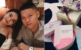 """Người vợ gần như """"đứng hình"""" khi mở hộp quà chồng tặng trong ngày sinh nhật"""