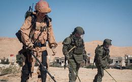 """Quân Nga """"đuổi thần chết"""" tại tử địa Deir Ezzor"""