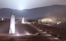 """Kế hoạch """"đưa hàng triệu người lên Sao Hỏa sinh sống"""" của Elon Musk sẽ bắt đầu vào năm 2022"""