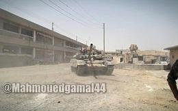IS cản bước quân Syria giúp người Kurd chiếm mỏ dầu Deir Ezzor