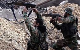 Đánh dữ dội ở Damascus, quân đội Syria diệt trên 100 tay súng