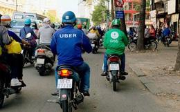 """Bloomberg: Uber đang hoàn toàn """"thất thủ"""" trước Grab tại Đông Nam Á"""