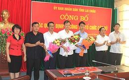 Điều động, bổ nhiệm nhân sự tỉnh Lai Châu