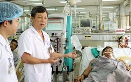 Nguy hiểm: Bệnh nhân suy đa tạng, kháng tất cả các kháng sinh thông thường