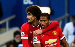 """Bộ ba """"có một không hai"""" của M.U giờ cực kỳ quan trọng với Mourinho"""