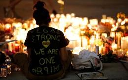 Nước Mỹ lặng đi tưởng niệm các nạn nhân vụ xả súng ở Las Vegas