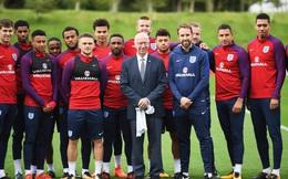 HLV tuyển Anh được thưởng đậm nếu đoạt vé sang Nga