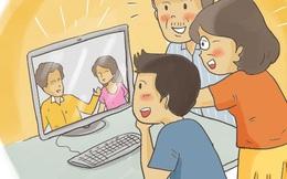 """Internet đã thay đổi cuộc sống """"phụ huynh"""" chúng ta như thế nào?"""