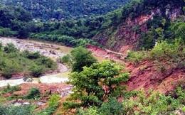 Thanh Hóa: 200.000 m³ đất đá sạt lở, một xã bị chia cắt hoàn toàn