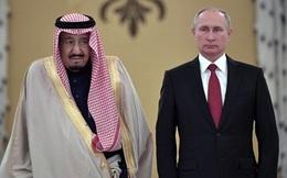 Quốc vương Ả Rập Xê Út đem thang máy bằng vàng, 1.500 người hộ tống thăm Nga