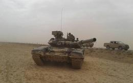 Quân đội Syria sắp tung đòn quyết định, chọc thẳng vào thành trì IS ở tỉnh Deir Ezzor