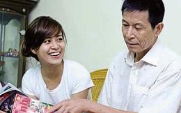 Bố Hoàng Thùy Linh nói gì về cuốn tự truyện của con?