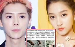 Loạt fan cuồng người nhảy lầu, kẻ cắt tay tự sát sau khi Luhan hẹn hò với mỹ nhân 9X
