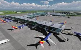 Xác chết phân huỷ tại sân bay 8 tháng không ai phát hiện