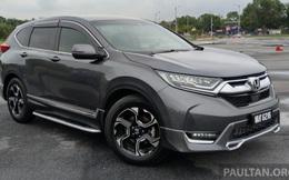 Sau giảm sốc 200 triệu, Honda CRV được đặt mua ầm ầm