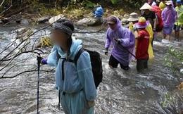 Nữ phượt thủ 8X bị nước cuốn trôi tử vong khi xuyên rừng Tà Năng - Phan Dũng