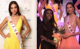 Mỹ nhân 21 tuổi gốc Việt ngày nào giờ đã là Á hậu Hoa hậu Hoàn vũ Canada