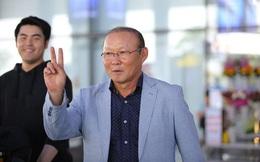 HLV Park Hang Seo: Chào Việt Nam, tôi đã đến!