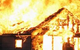 Cháy nhà, 2 bé gái tử vong thương tâm