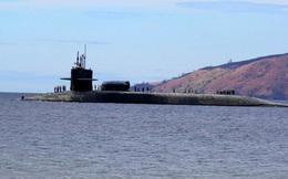 Mỹ điều tầu ngầm có thể mang 154 tên lửa Tomahawk tới Hàn Quốc