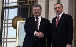 Tổng thống Thổ Nhĩ Kỳ: Không công nhận việc sáp nhập Crimea