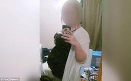 """""""Chửa trâu"""" 10 tháng chưa đẻ, gia đình bàng hoàng khi phát hiện bí mật đen tối của cô con gái tuổi teen"""