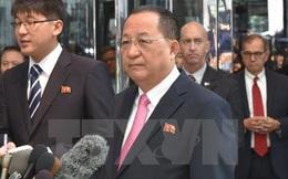 Ngoại trưởng Triều Tiên đe dọa trút 'mưa hỏa lực' vào Mỹ