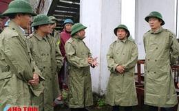 Xả lũ đúng quy trình, đảm bảo an toàn cho người và tài sản trong mưa bão