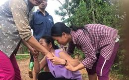 Có cả trẻ em bị vùi trong vụ sạt lở ở Hòa Bình