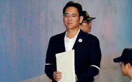 Người thừa kế Samsung ngày càng giàu dù trong tù