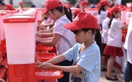 Gần 90% trẻ em tử vong do tiêu chảy liên quan đến vệ sinh kém