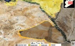 """""""Hổ Syria"""" đánh chiếm cứ địa IS, chuẩn bị vượt Euphrates"""