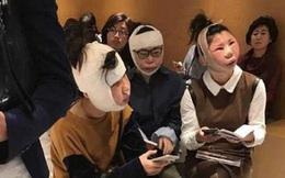 """Ba cô nàng """"đập mặt xây lại"""" bị chặn ở sân bay: Hàn Quốc khẳng định câu chuyện hoàn toàn bịa đặt"""