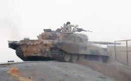 Chiến sự Syria: Quân Assad đè bẹp IS, chiếm lượng lớn vũ khí tại sào huyệt Al-Mayadeen