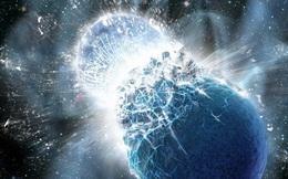 Sóng hấp dẫn chính thức đưa con người đến với một hiện tượng chưa từng có trong lịch sử thiên văn