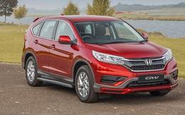 Honda CR-V bản đặc biệt S Plus ra mắt tháng sau